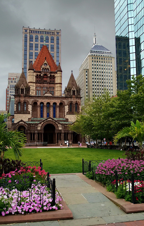 World Travel Photos :: Larisa :: Boston. Trinity Church