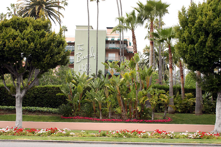 World Travel Photos :: USA - California - Beverly Hills :: Beverly Hills Hotel