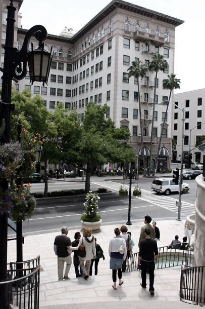World Travel Photos :: USA - California - Beverly Hills :: Beverly Hills - Rodeo Drive