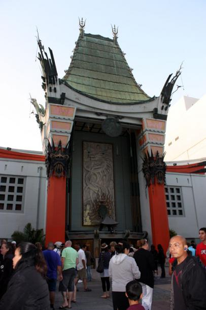 World Travel Photos :: USA - California - Hollywood :: Hollywood. Grauman´s Chinese Theatre