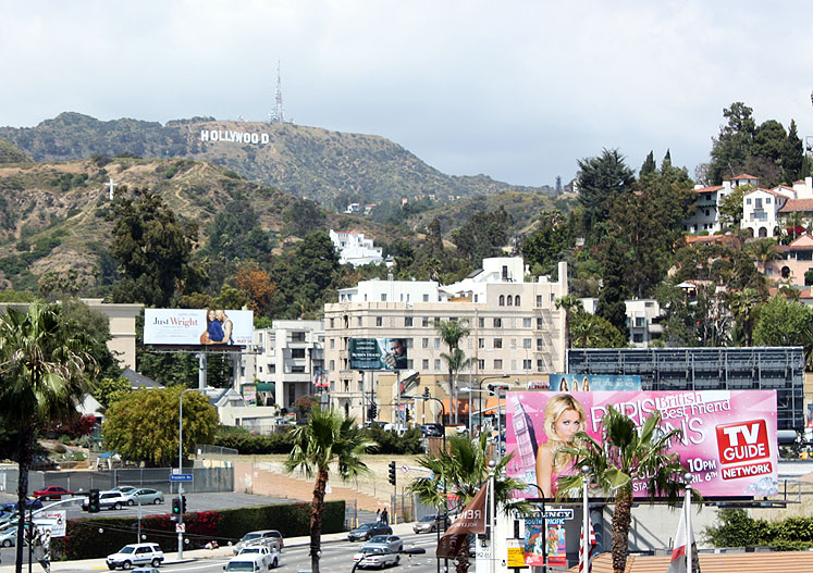 World Travel Photos :: USA - California - Hollywood :: Hollywood sign