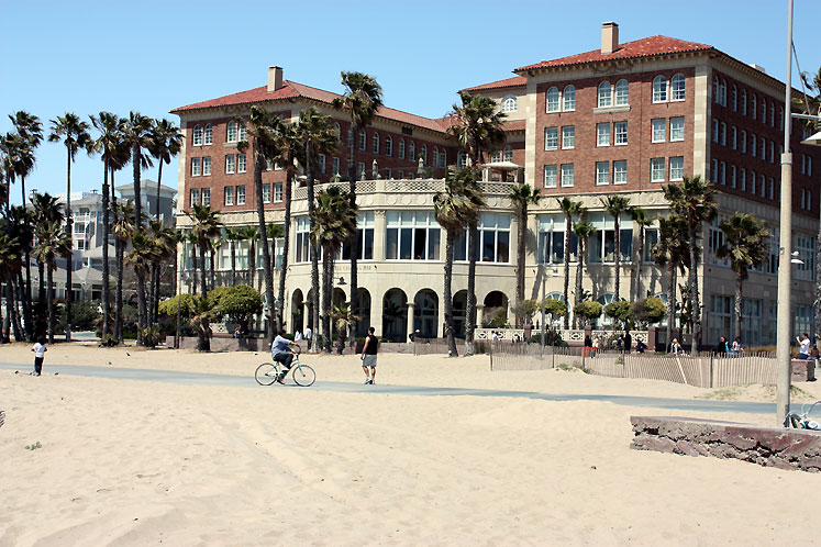 World Travel Photos :: USA - California - Santa Monica :: Hotels in Santa-Monica