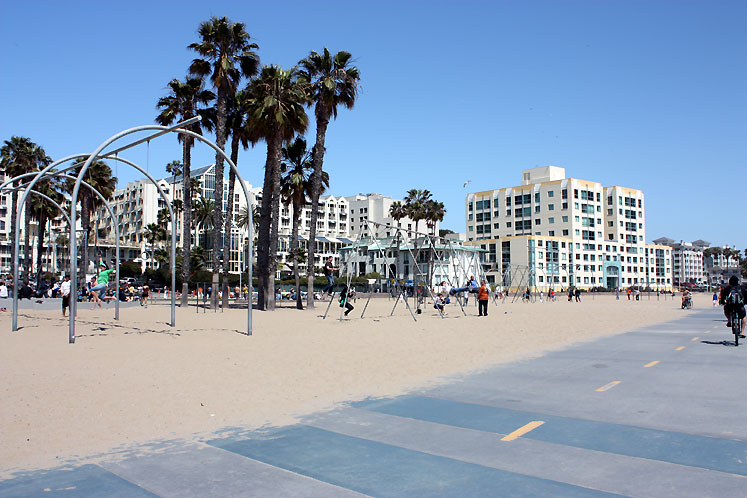 World Travel Photos :: USA - California - Santa Monica :: Hotels in Santa Monica