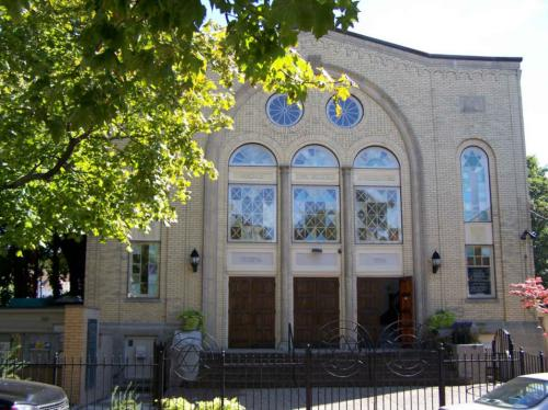 World Travel Photos :: USA - Cambridge :: Temple Beth Shalom of Cambridge,MA