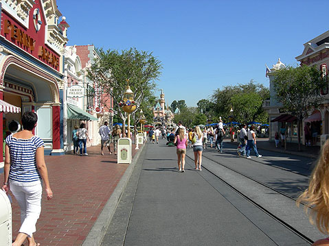 World Travel Photos :: USA - California - Disneyland :: Disneyland