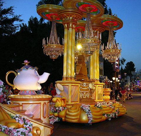 World Travel Photos :: AlexFut :: Disneyland. Scene from