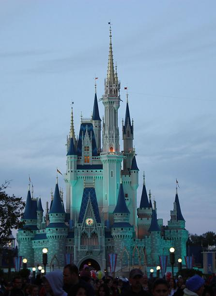 walt disney world castle. Walt Disney World