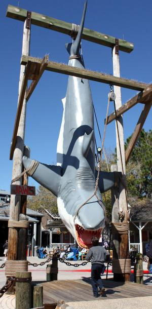 World Travel Photos :: Universal Studios :: Orlando. Universal Studios - Jaws