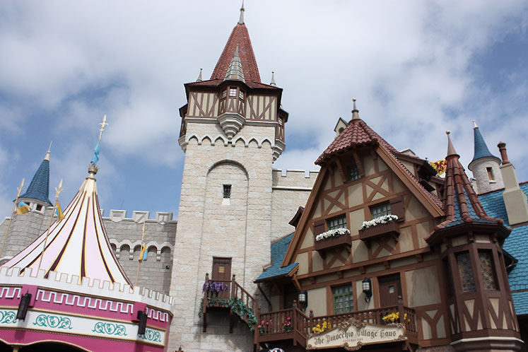 World Travel Photos :: USA - Florida - Orlando - Disney World :: Walt Disney World - Magic Kingdom
