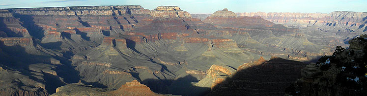 World Travel Photos :: Panoramic views :: Grand Canyon