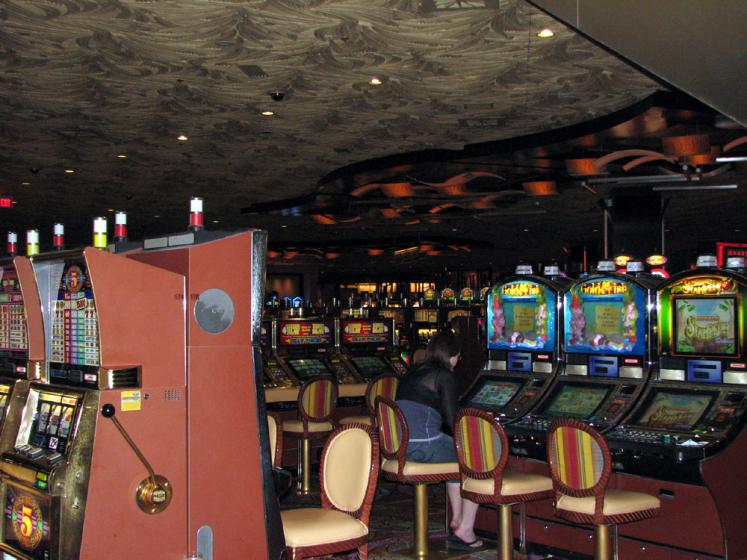 World Travel Photos :: USA - Nevada - Las Vegas :: Las Vegas. Casino in