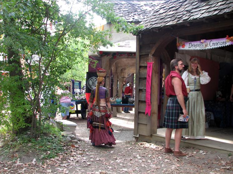 World Travel Photos :: USA - Michigan - Renaissance Festival  :: Michigan. Renaissanse Festival
