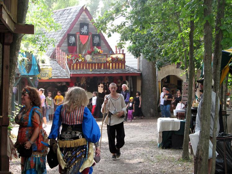 World Travel Photos :: USA - Michigan - Renaissance Festival  :: Michigan. Renaissanse Festival. Pirates.