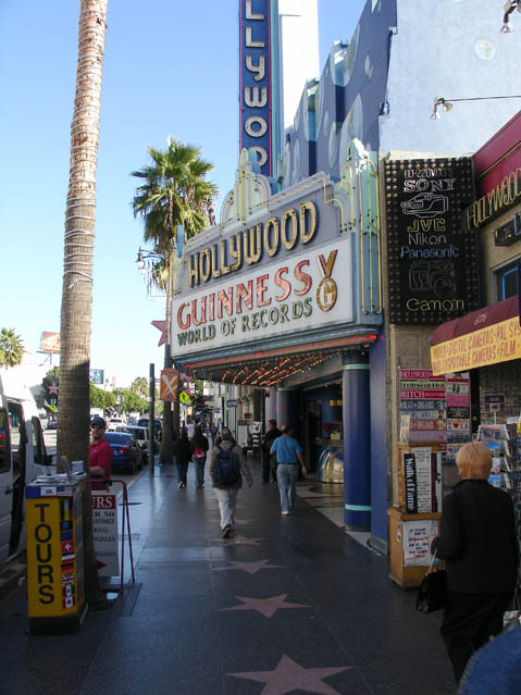 World Travel Photos :: USA - Misc :: Hollywood bvrd