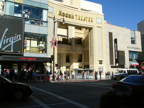 World Travel Photos :: Shurik :: Hollywood. Kodak Theatre
