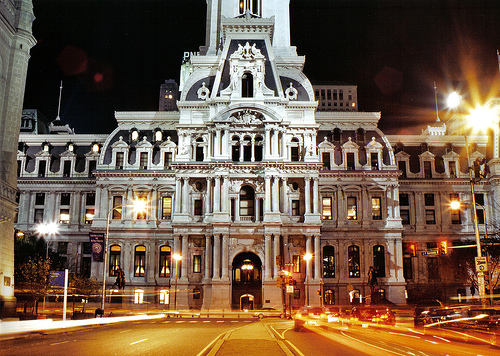 World Travel Photos :: Night views :: Philadelphia
