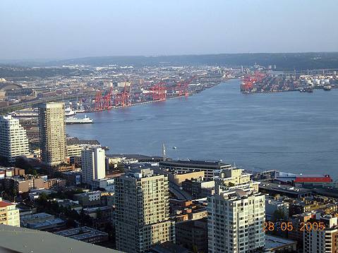 World Travel Photos :: USA - Misc :: Seattle. Harbor