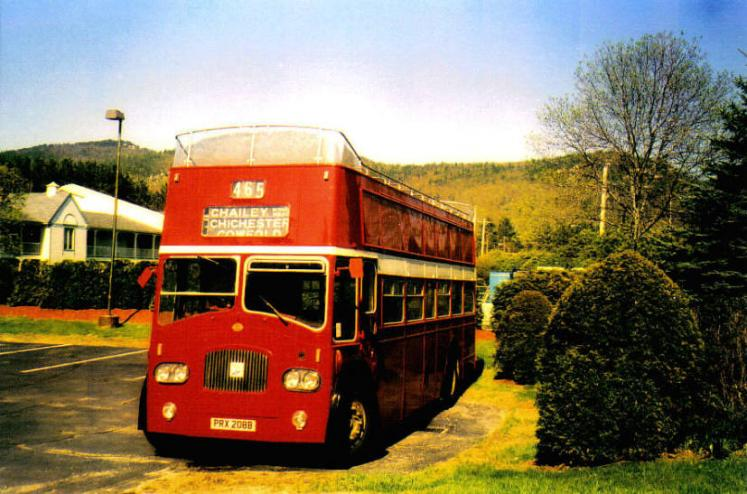 World Travel Photos :: Jewishfan :: Double decker bus