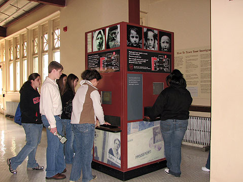 World Travel Photos :: Museum of Immigration :: New York City. Ellis Island - Museum of Immigration