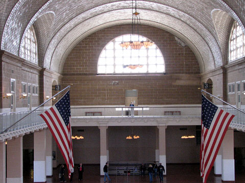 World Travel Photos :: USA - New York City :: New York City. Ellis Islland - Museum of Immigration