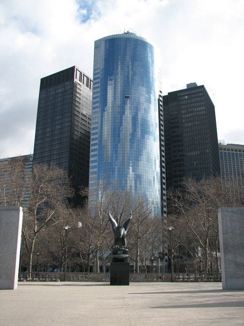 World Travel Photos :: Monuments :: New York City. Lower Manhatten