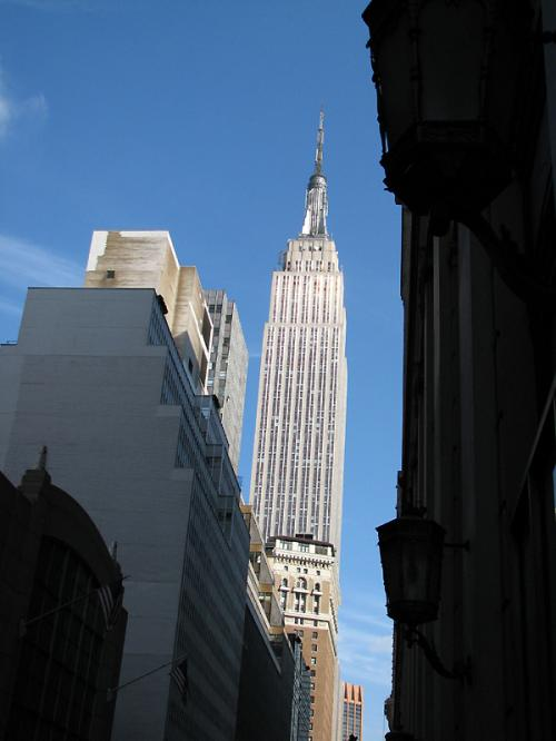 World Travel Photos :: Landmarks around the world :: New York. Empire State Building