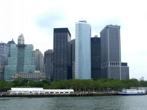 World Travel Photos :: Jewishfan :: New York City. Financial district, Lower Manhatten
