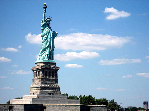 World Travel Photos :: Statue of Liberty :: New York. Statue of Liberty