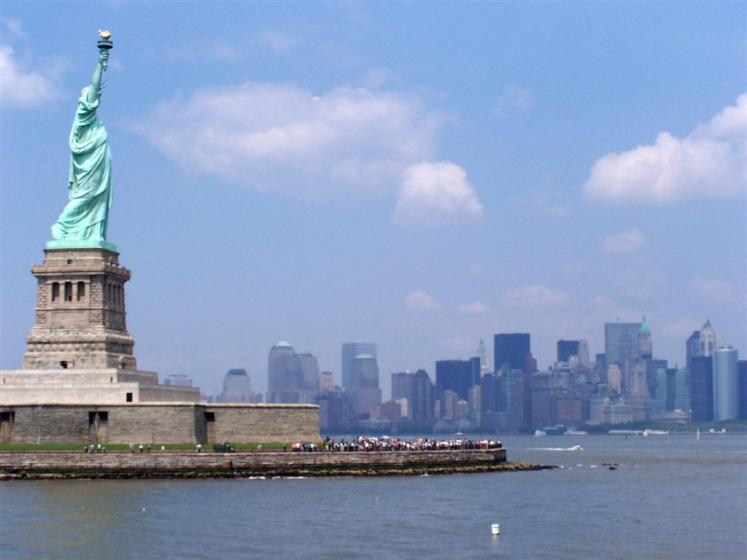 World Travel Photos :: Jewishfan :: New York City. Statue of Liberty