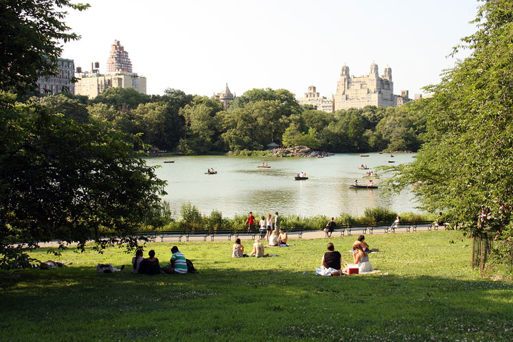 World Travel Photos :: Central Park :: New York City. Central Park