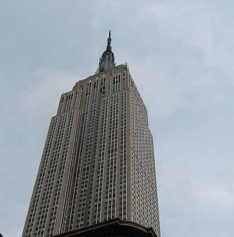 World Travel Photos :: USA - New York City :: New York City. Empire State Building