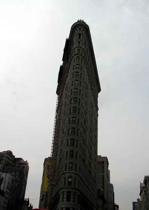 World Travel Photos :: Flatiron Building :: New York City. Flatiron Bilding