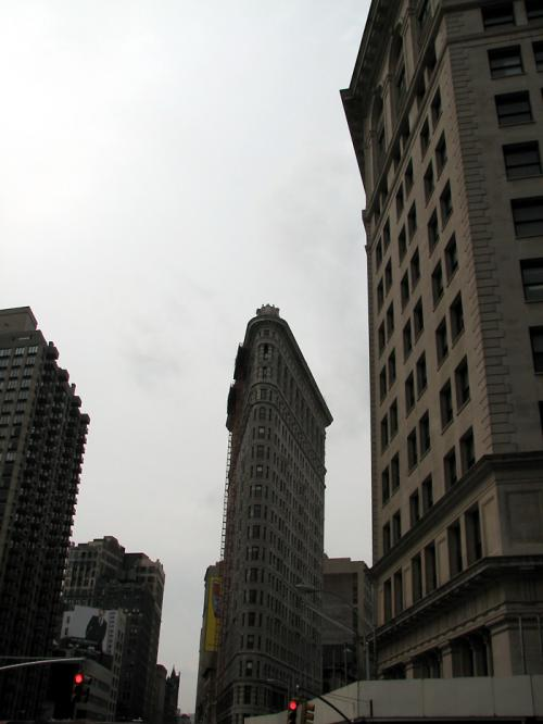 World Travel Photos :: Flatiron Building :: New York City. Flatiron Building