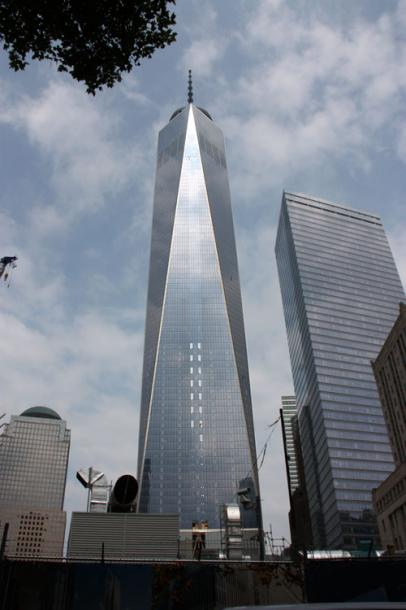 World Travel Photos :: September 11th, 2001 :: New York City. National September 11 Memorial & Museum