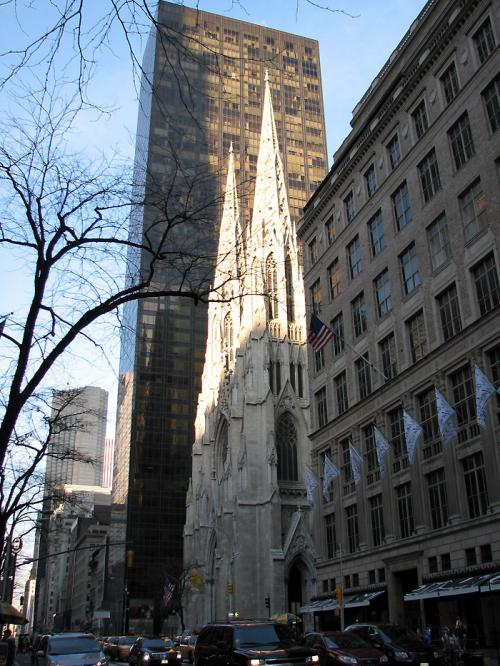 World Travel Photos :: USA - New York City :: New York City. St. Patric´s Cathedral