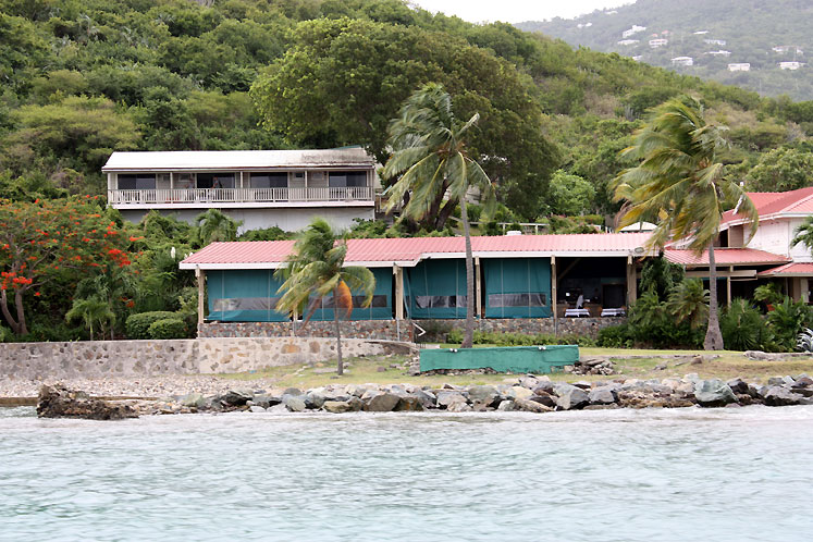 World Travel Photos :: USA - Virgin Islands :: St. Thomas - a windy day