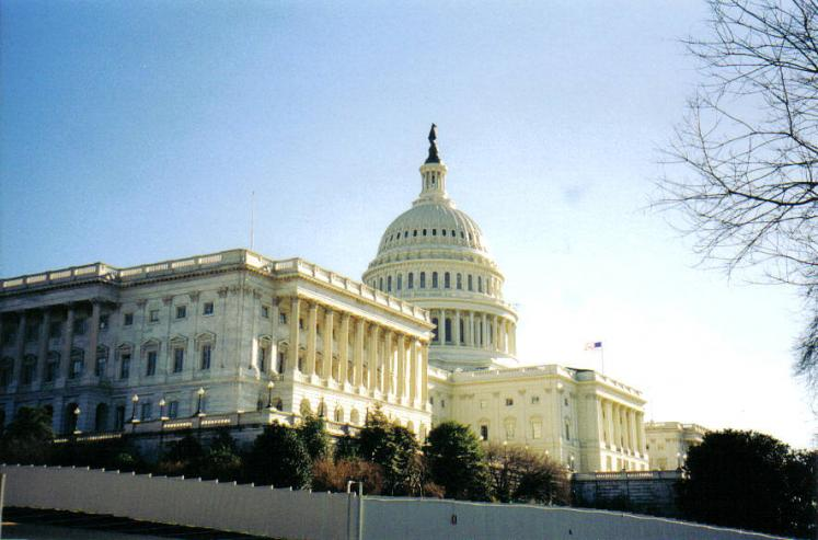 World Travel Photos :: Capitals of the world :: Washingtin, D.C. - Congress