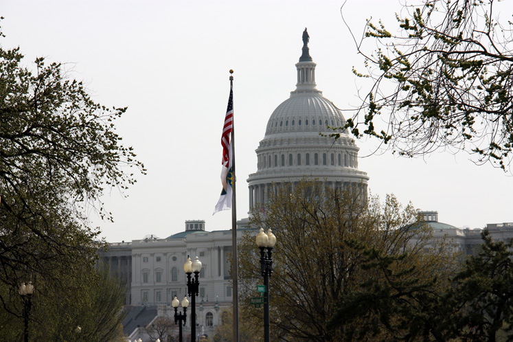 World Travel Photos :: Capitals of the world :: Washington D.C. - Capitol Building