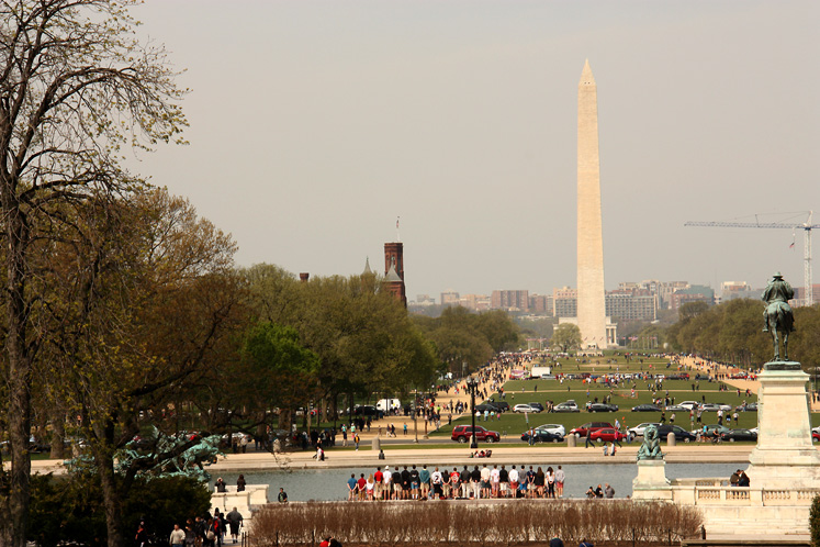 World Travel Photos :: Capitals of the world :: Washington D.C. - Washington Monument