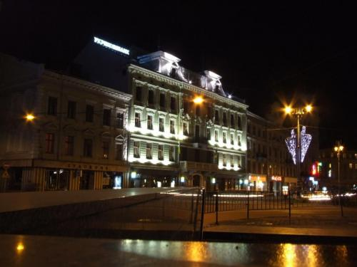 World Travel Photos :: Victoria :: Lvov. Mizkevich Square