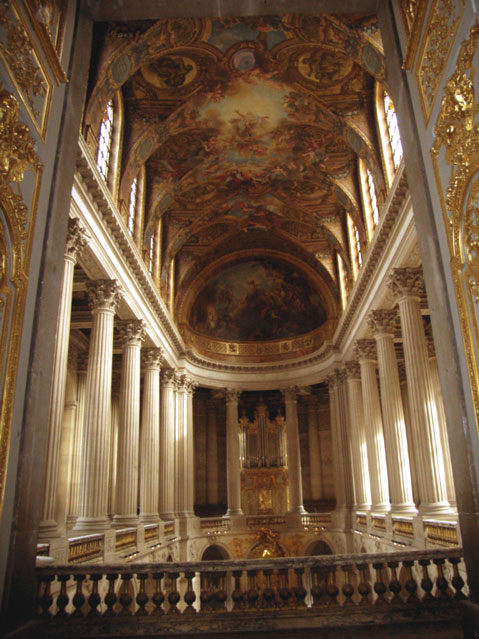World Travel Photos :: Dave C. :: In the Palace of Versailles
